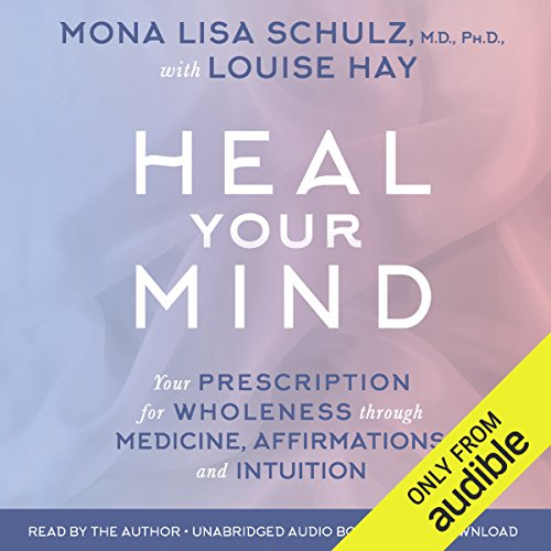 Heal Your Mind audiobook cover art