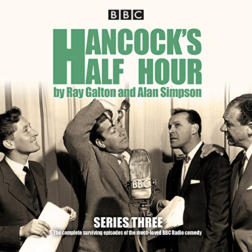 Hancock's Half Hour: Series 3 cover art
