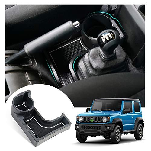 LFOTPP Seat Leon Cupra 5F FR MK3 Apoyabrazos Consola Central Bandeja Negro Caja de Almacenamiento Organizador coche Interior Accesorios