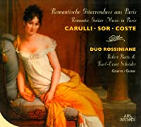 Romantic Guitar Music in Paris - Caulli, Sor, Coste