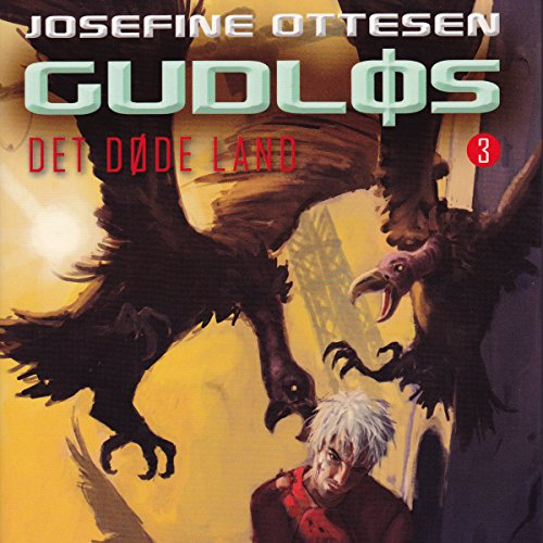 Gudløs audiobook cover art