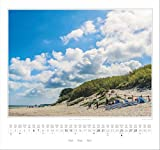 RÜGEN – Im Reich der weißen Felsen – Original Stürtz-Kalender 2017 – Mittelformat-Kalender 33 x 31 cm - 7