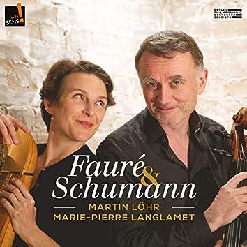 Fauré & Schumann
