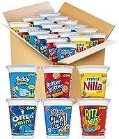 OREO Mini Cookies, CHIPS AHOY Mini Cookies, RITZ Bits Cheese Crackers, Teddy Grahams Honey, Nutter Butter Bites, Mini...