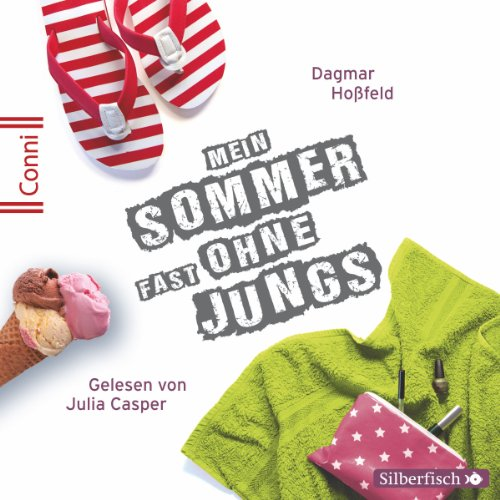 Couverture de Mein Sommer fast ohne Jungs