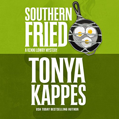Southern Fried audiobook cover art