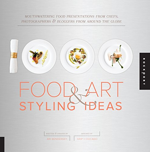 1,000 Food Art and Styling Ideas: Mouthwatering Food