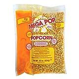 Gold Medal Mega Pop Popcorn, Oil and Salt Kits - 16 oz. - 20 ct. case by Gold Medal