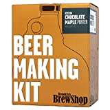 Brooklyn Brew Shop Chocolate Maple Porter Beer Making Kit, 1 Gallon