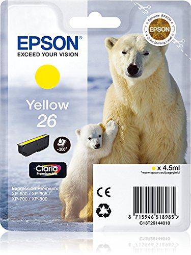 Epson c13t26144020Cartuchos de Tinta original Pack of 1