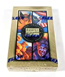 Marvel Masterpieces 1994 Edition Hildebrandt Brothers Trading Card Box -36 Count