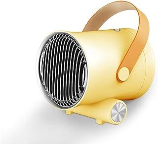 LRR Ahorro de energía,Calefactor Portátil,Calefactor ceramico,Portátil Personal para Cuarto/Baño/Oficina,Mini Calentador de Mesa Calentador (Color : A)