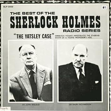 Sherlock Holmes - The Yatsley Case