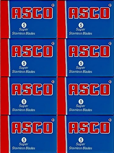 40 Lamette ASCO - Super Stainless