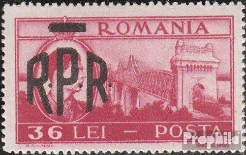 Prophila Collection Rumänien 1116 1948 freimarken:König Michael I. (Briefmarken für Sammler)