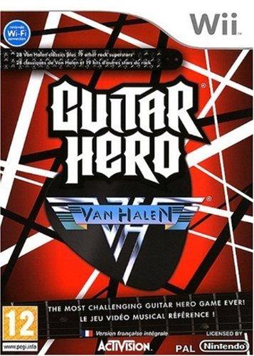 Guitar Hero Van Halen - Game Only (Wii) [Edizione: Regno Unito]