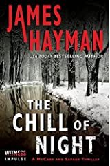 [The Chill of Night (McCabe and Savage Thrillers)] [By: Hayman, James] [July, 2014] Broché