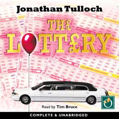 The Lottery audiobook cover art