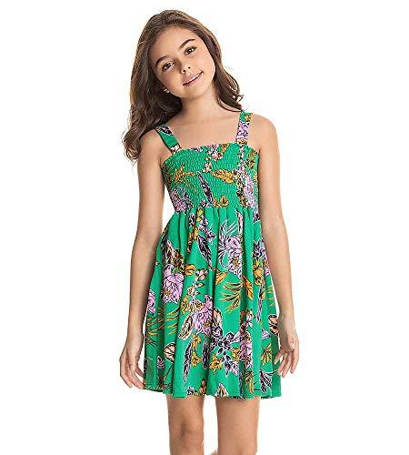 Maaji Mädchen Kids Swimwear & Beachwear Bademode, Cover-Up, grün, 44 DE