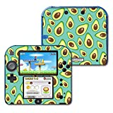 MightySkins Skin Compatible with Nintendo 2DS - Seafoam Avocados | Protective, Durable, and Unique Vinyl Decal wrap Cover | Easy to Apply, Remove, and Change Styles | Made in The USA