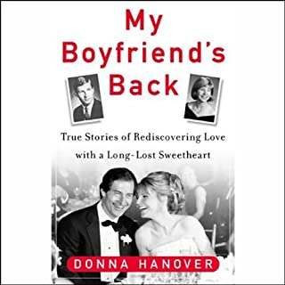 My Boyfriend's Back audiobook cover art
