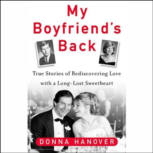 My Boyfriend's Back audiobook cover art