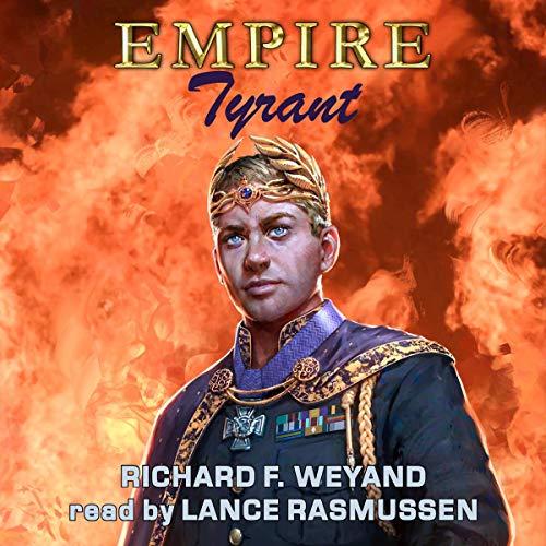 Empire: Tyrant audiobook cover art