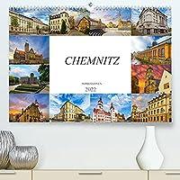 Chemnitz Impressionen (Premium, hochwertiger DIN A2 Wandkalender 2022, Kunstdruck in Hochglanz): Zu Besuch in der Stadt Chemnitz (Monatskalender, 14 Seiten )