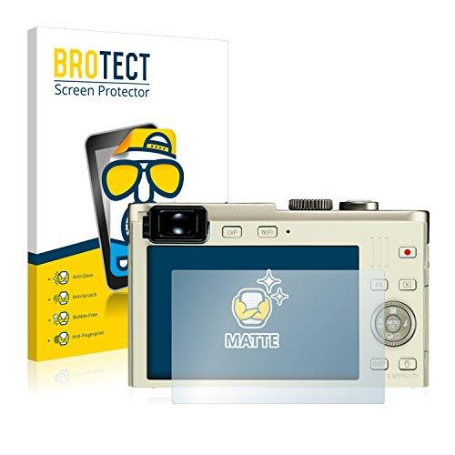 BROTECT 2X Entspiegelungs-Schutzfolie kompatibel mit Leica C (Typ 112) Displayschutz-Folie Matt, Anti-Reflex, Anti-Fingerprint