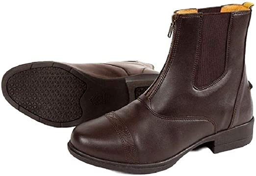 Childs//Childrens//Ki Shires Moretta Marcia synthetic leather Horse Riding Boots