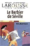 Le Barbier de Seville - Cornelsen - 01/01/1999