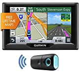 Garmin nuvi 57LM 5.0' Essential Series 2015 GPS Navigation System w/Lifetime Maps with Baby Cam Bundle