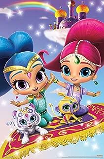 Trends International Shimmer & Shine Key Art Wall Poster 22.375
