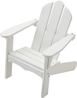 Little Colorado 140SW Kid's Adirondack Chair-White