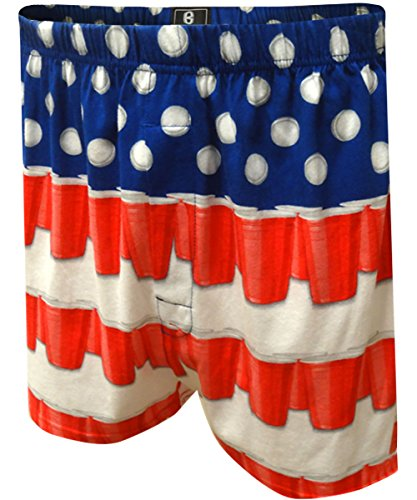Men's Novelty Shorts