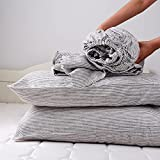 Best Linen Sheets - Simple&Opulence 100% Linen Sheets King-4 Pieces-Breathable,Hypoallergenic,Natural Flax Bed Review