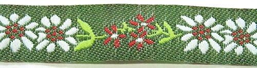 10m TrachtenBorte Webband 18mm breit NLR-16-No:26