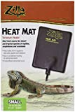 Zilla Reptile Heating Pad, 10-20 Gallon, Small, 6' x 8', Natural, Model:100109937