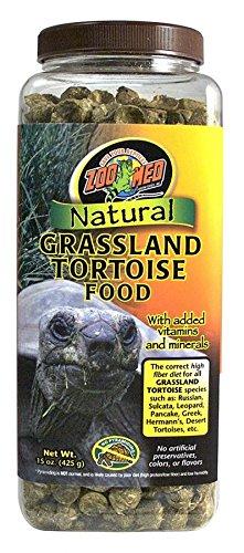 Natural Grassland Tortoise Food [Set of 2] Size: 15 Oz.