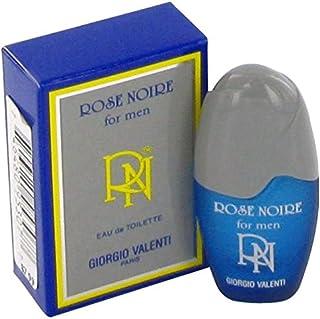 ROSE NOIRE by Giorgio Valenti Mini EDT .17 oz for Men - 100% Authentic