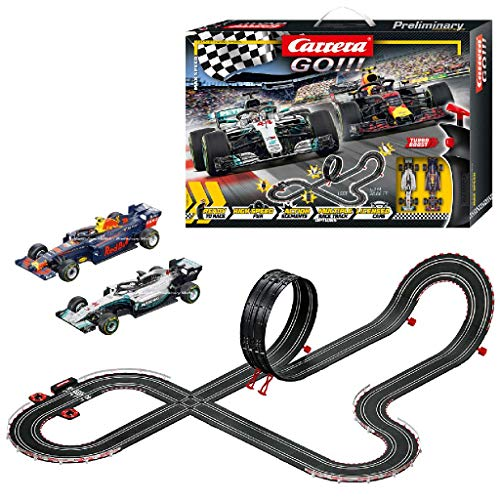 Carrera GO!!! Max Speed 20062484 Autorennbahn Set