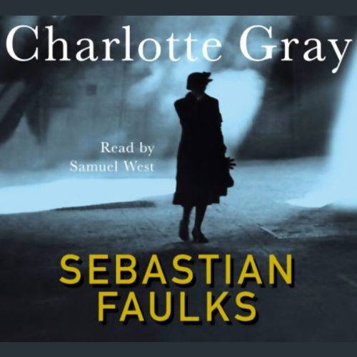 Charlotte Gray audiobook cover art