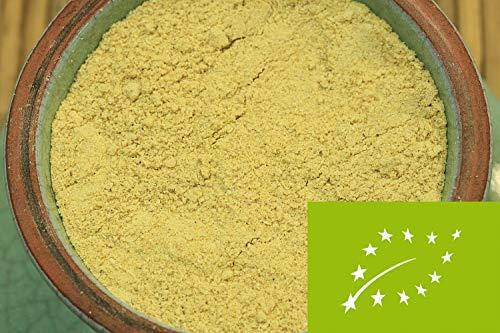 Bio Senfsaat gelb gemahlen Senfmehl 250g Gewürzkontor München