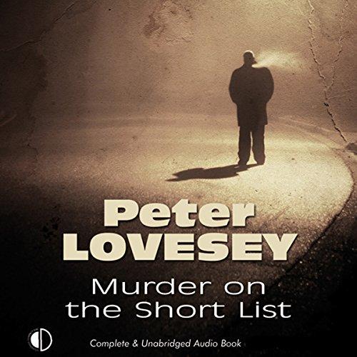 Murder on the Short List audiobook cover art
