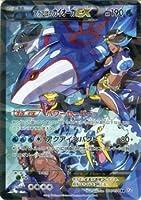 ポケモンカードゲームXY アクア団のカイオーガEX(RR) /コンセプトパック マグマ団VSアクア団 ダブルクライシス(PMCP1)/シングルカード