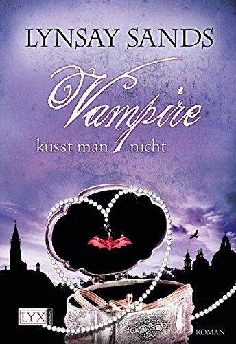 Buchseite und Rezensionen zu 'Vampire küsst man nicht (Argeneau, Band 12)' von Lynsay Sands