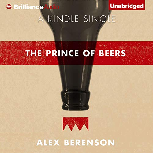 The Prince of Beers  By  cover art