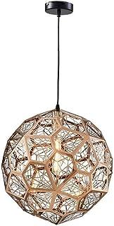 Home Equipment Pendant Ceiling Lights Chandeliers Chandelier Stainless Steel Spherical Lamp Postmodern Simple Single Head ...