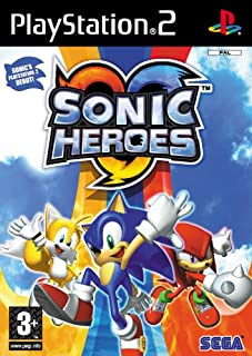 SEGA Sonic Heroes vídeo - Juego (PlayStation 2, Acción, E (para todos))