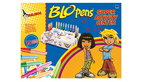 Penne Blo super-Activity Center Penne Blopens 15 + modelli